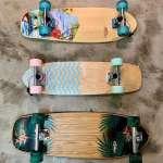 Obfive skateboards