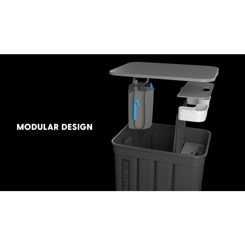 Beachbox modular design