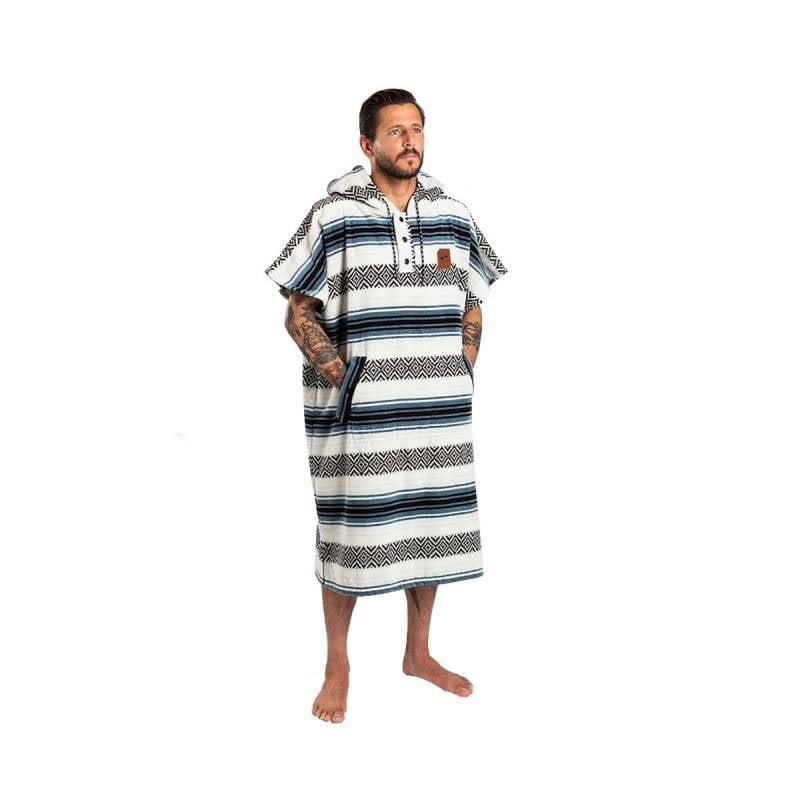 Slowtide Oso Hoodie Towel front