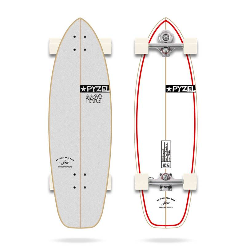yow pyzel ghost surfskate