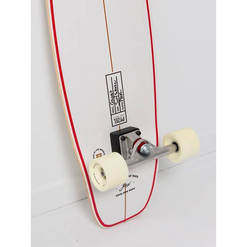 yow pyzel ghost surfskate tail