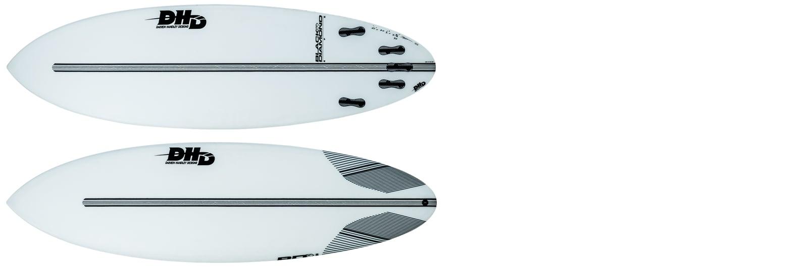 Black Diamond EPS Boardcave DHD Surfboards