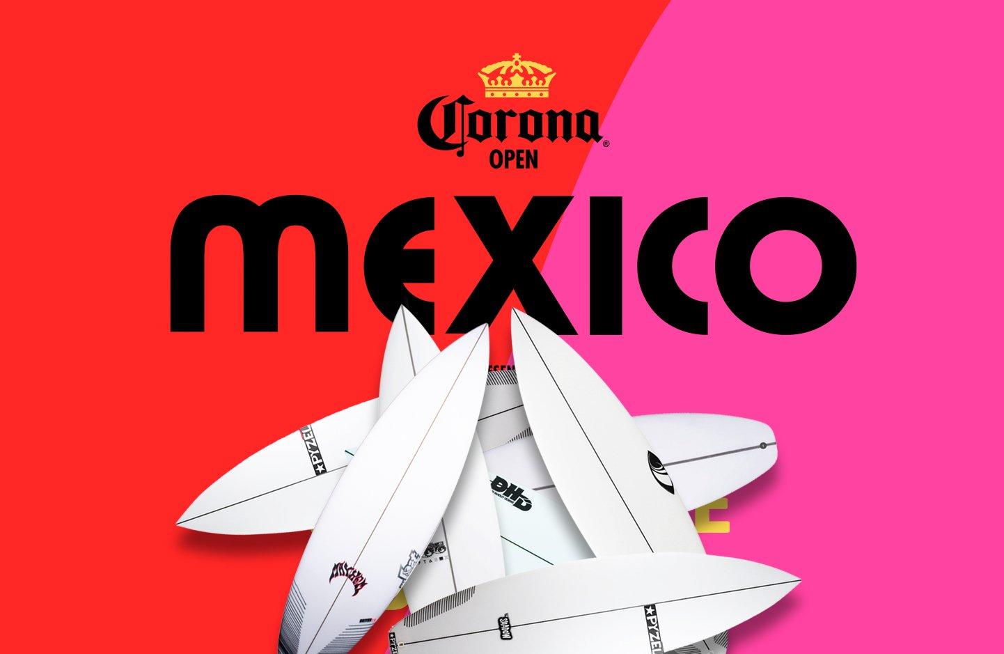 Corona Mexico Open WSL