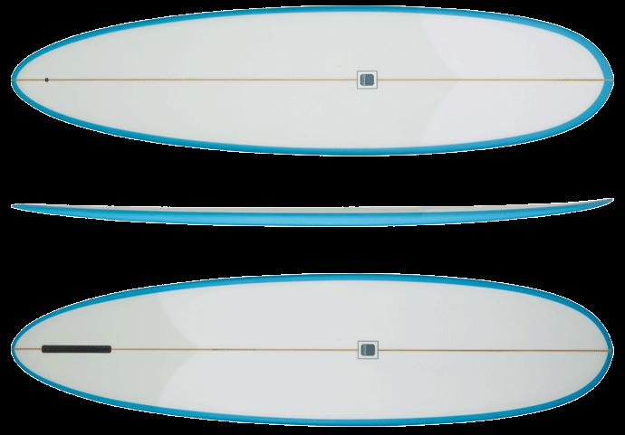 Canvas surfboard sano free model