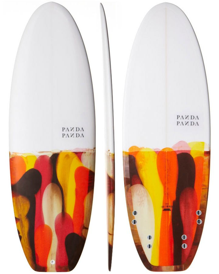 panda doinker surfboard