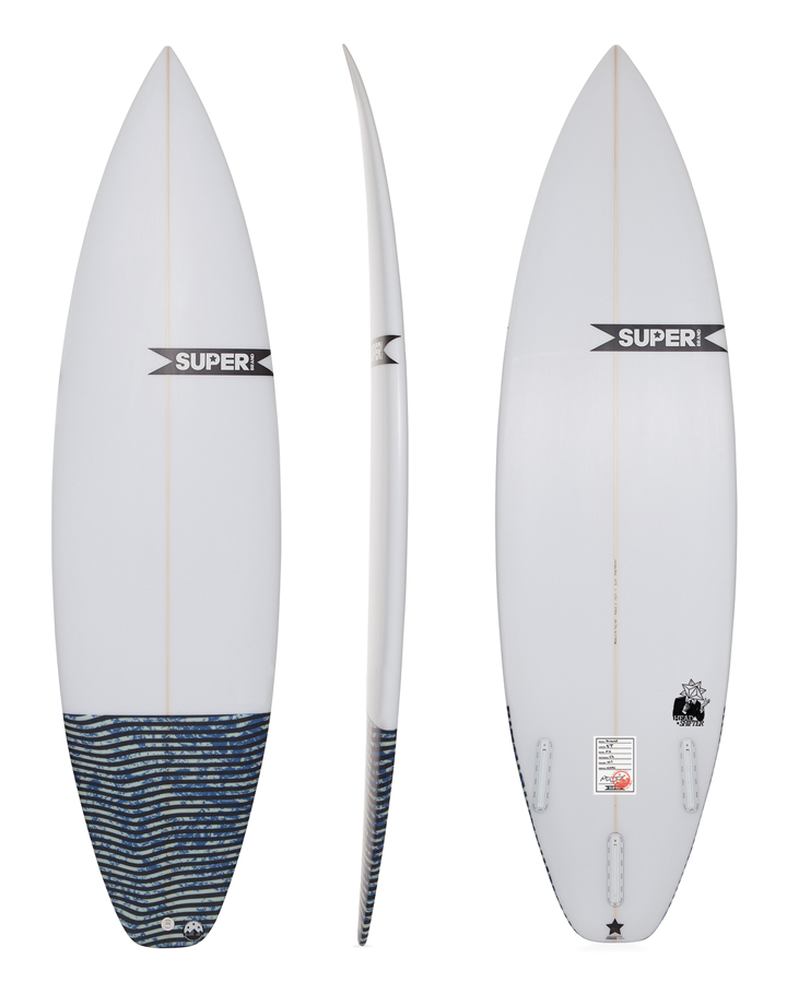 the head shifter by superbrand surfboards