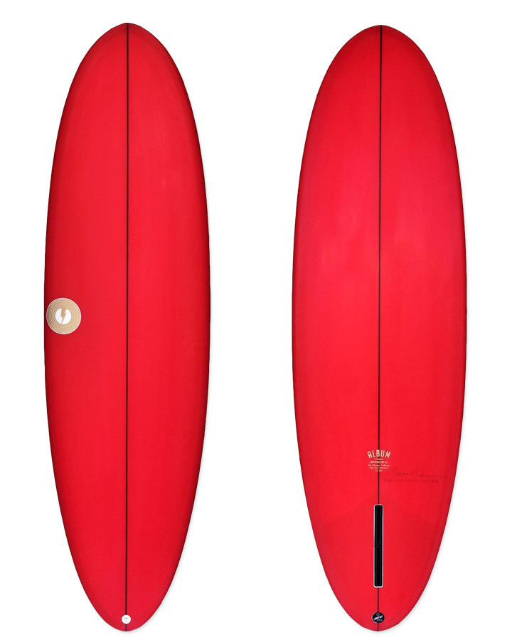 the disc by album surfboards